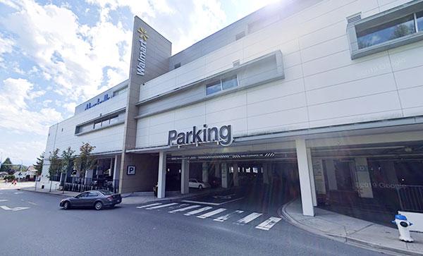 Abbotsford Podiatry Clinic inside Hillside Walmart